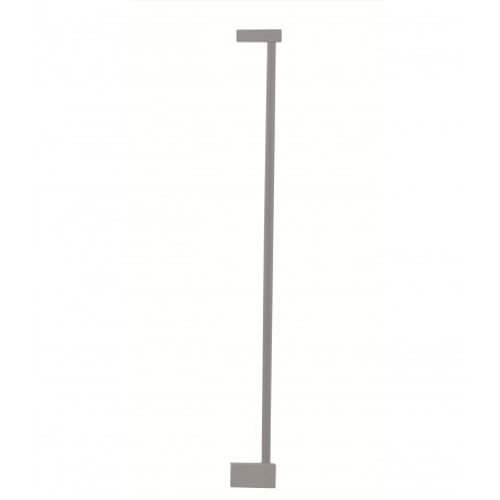 Lindam Sure Shut Deco Gate 7cm Extension Silver