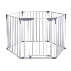 Dreambaby Royale Converta 3 in 1 Play Pen or Gate White