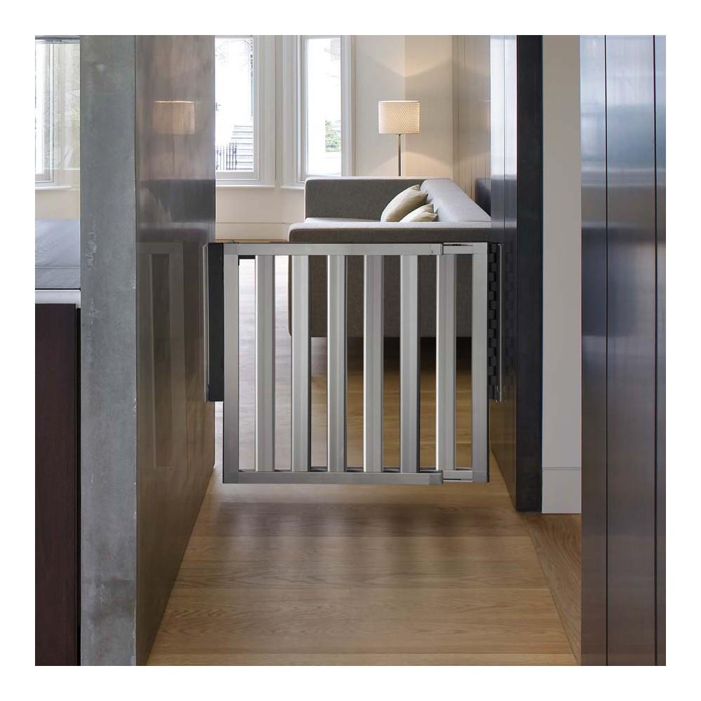 Lindam Numi Extending Aluminium Safety Gate Babygates