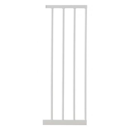 Lindam Sure Shut Axis & Orto Metal Gate 28cm Extension White