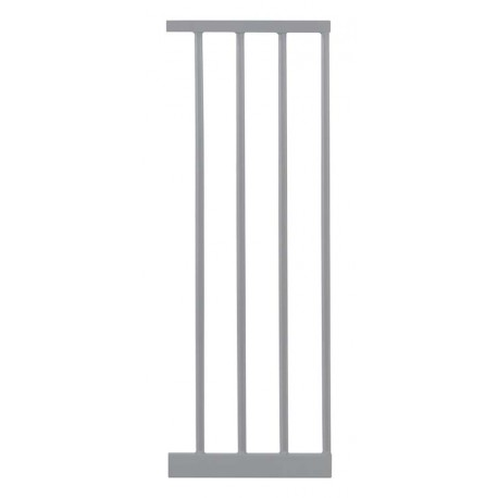Lindam Sure Shut Deco Gate 28cm Extension Silver