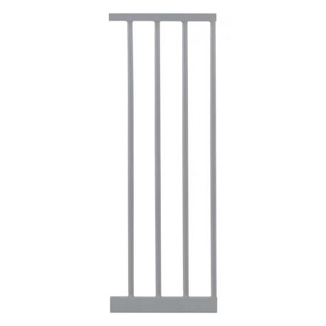 Lindam Sure Shut Deco Gate 28cm Extension Silver