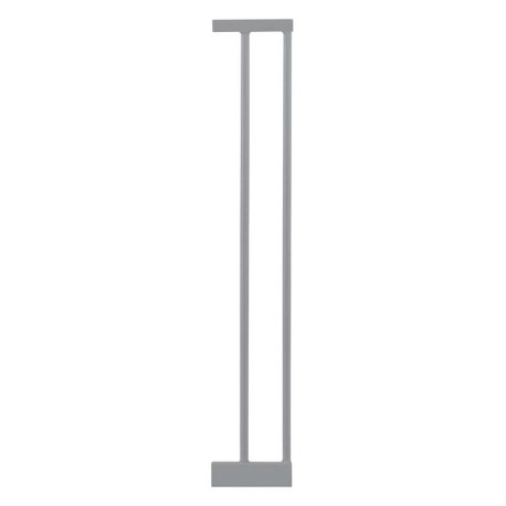 Lindam Sure Shut Deco Gate 14cm Extension Silver