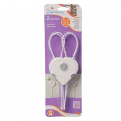 Dreambaby Cabinet Flexi-Lock 2 Pack