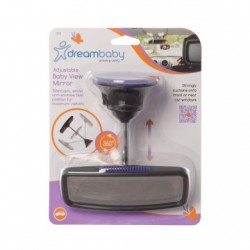 Dreambaby Deluxe Baby View Mirror