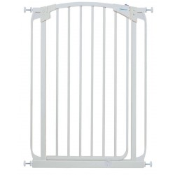 Dreambaby Extra Tall Standard Width Doorway Swing Closed Gate F190W