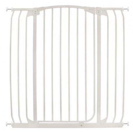Dreambaby Extra Tall Extra Wide Hallway Swing Closed Gate F191W