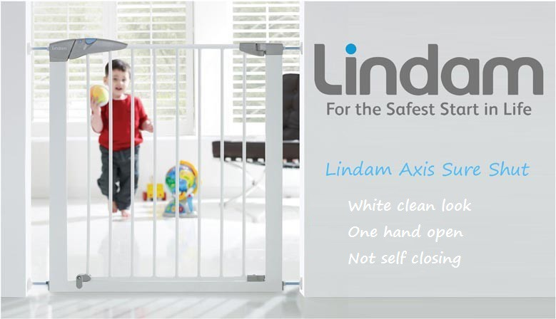 Lindam Axis Baby Gate